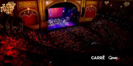Parkeerkaart Carré - Q-Park Centrum Oost - Februari 2020 tickets