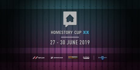 HomeStory Cup XIX tickets