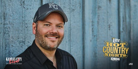 Hot Country Nights: Travis Marvin tickets