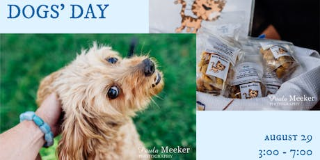 Dogs' Day at the Market 2019 tickets