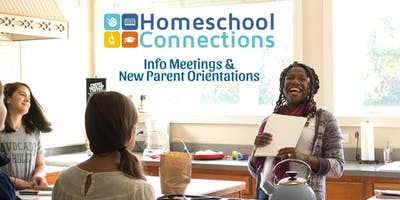 FREE: Learn about Homeschool Connections! (May 20)