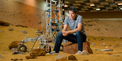 Into space with Kevin Fong