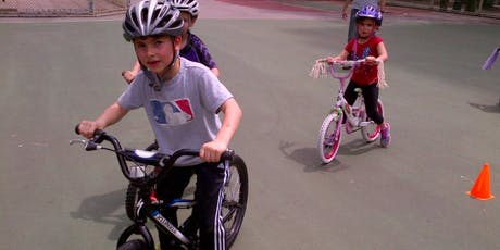 NYC Parks Learn to Ride A Bike Series tickets