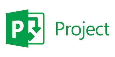 Microsoft Project Training - Oakland (SF Bay Area)