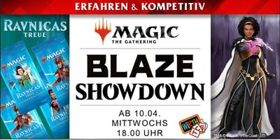Magic: Blaze Showdown - Ravnicas Treue Saison