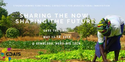 SHARING the Now SHAPING the future| Competences in Agricultural Innovation