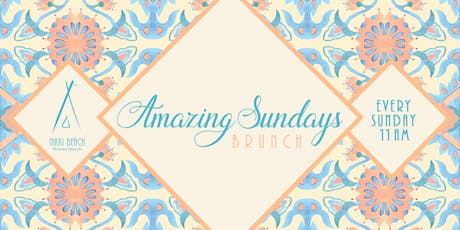 Amazing Sundays tickets
