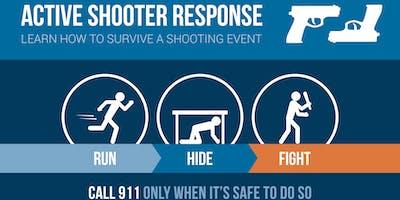 Civilian Response to Active Shooter Events (CRASE)