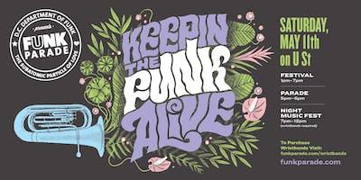 Funk Parade 2019-Keepin the Funk Alive