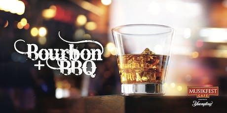 Bourbon & BBQ tickets
