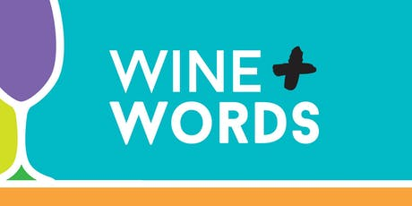 Wine & Words 2019 tickets
