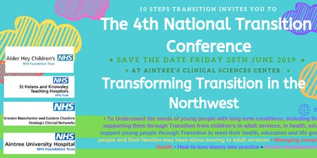 Transforming Transition- Fourth annual Conference  tickets