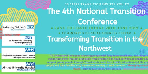 Transforming Transition- Fourth annual Conference
