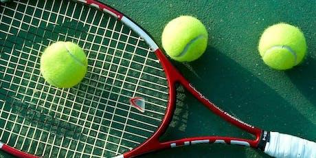 Jimtown Open Tennis Tournament tickets