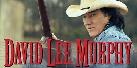 David Lee Murphy tickets