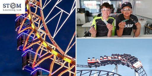 CALGARY: Theme Park Engineering and Design (Ages 11-14)