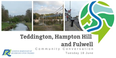 Teddington, Hampton Hill and Fulwell tickets
