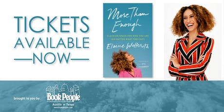 BookPeople presents Elaine Welteroth tickets