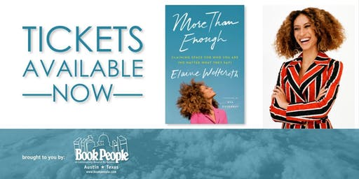 BookPeople presents Elaine Welteroth