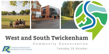 West and South Twickenham tickets