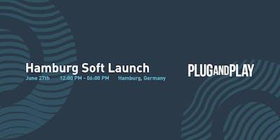 Plug and Play Hamburg Soft Launch