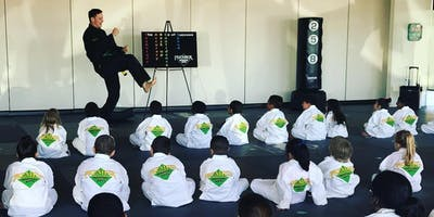 Northshore Elementary Beginning Martial Arts Class
