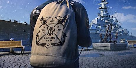 Anchors Away Tour: USS Hornet tickets