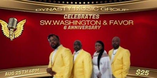 SW. Washington & Favor 6th Anniversary Celebration Concert