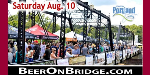 Beerfest on the Bridge 5 - 150 Year Celebration!