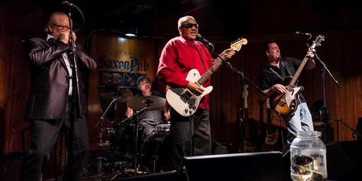 Blue Monday with Matthew Robinson & the Jelly Kings