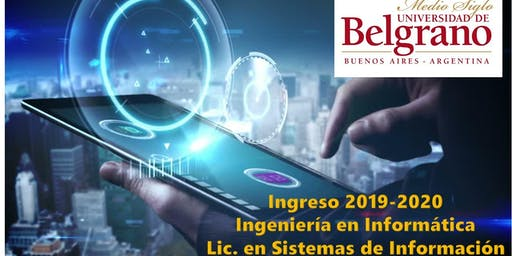 Informes LICENCIATURA EN SISTEMAS e INGENIERIA INFORMATICA, sede Tecnología