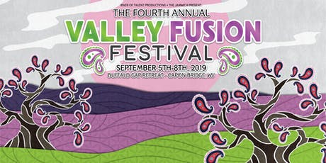 Valley Fusion Festival 4 tickets