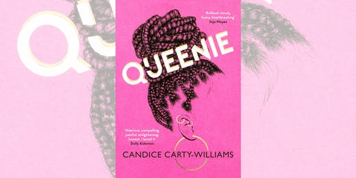 Black Ballad presents: an evening with Candice Carty-Williams (Gower St)