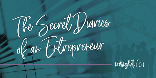 Secret Diaries of an Entrepreneur
