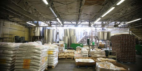 West Sixth Brewing Tour and Tasting - 4pm Saturday Tour tickets