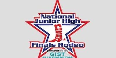 2019 National Junior High Finals Rodeo Event