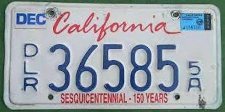 Sacramento Dealer Licensing School tickets