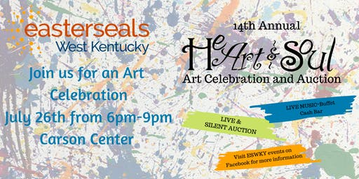 14th Annual HeArt & Soul Art Celebration and Auction