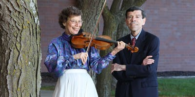 An evening of magical music with the Goldenberg Duo