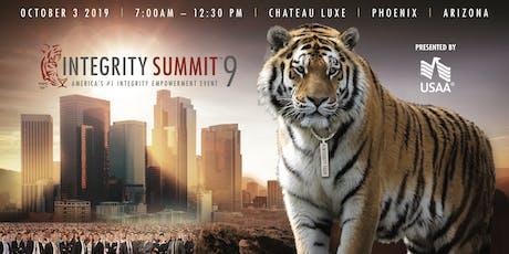 Integrity Summit tickets