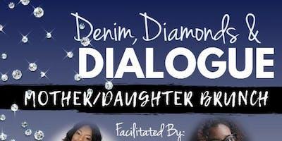 Denim, Diamonds, and Dialogue: a Mother/Daughter Brunch