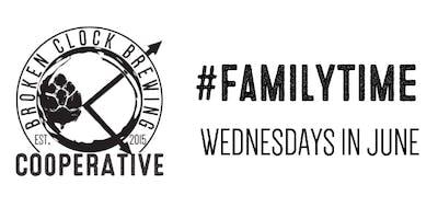 Broken Clock Family Time Series: #AKIDREVOLUTION