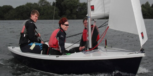 Hykeham Sailing Club - RYA Discover Sailing Open Day Event