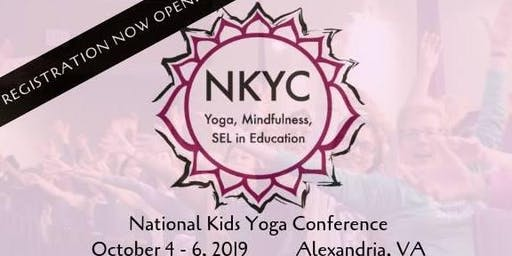 2019 National Kids Yoga Conference