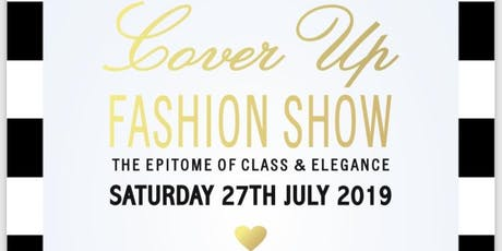 Cover Up Fashion Show tickets