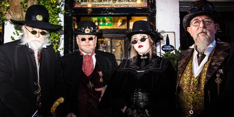 The Nottingham Ghost Walk - April to June 2019 tickets