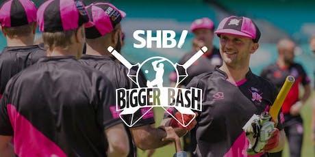 SHB Bigger Bash tickets