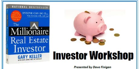 Millionaire Real Estate Investor Workshop tickets