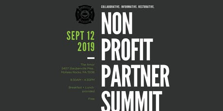 Nonprofit Partner Summit tickets