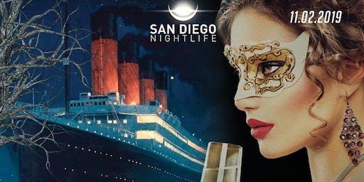 Pier Pressure San Diego Halloween Cruise - 8th Annual Titanic Masquerade